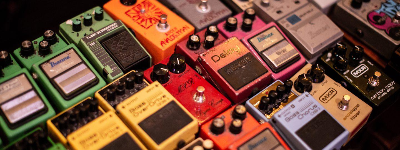 Equipment - Tank Recording Studio